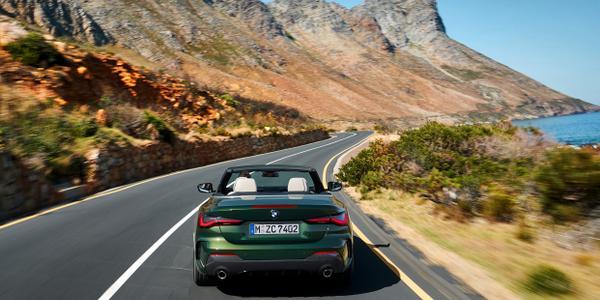 BMW 4 Serija Kabrioletas