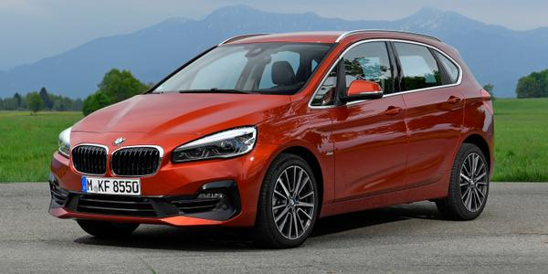 BMW 2 Serija Active Tourer