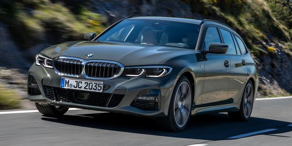 BMW 3 Serija Touring
