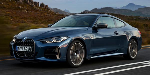 BMW 4 Serija Coupe