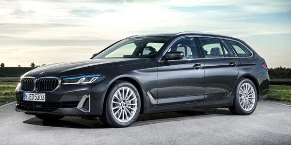 BMW 5 Serija Touring