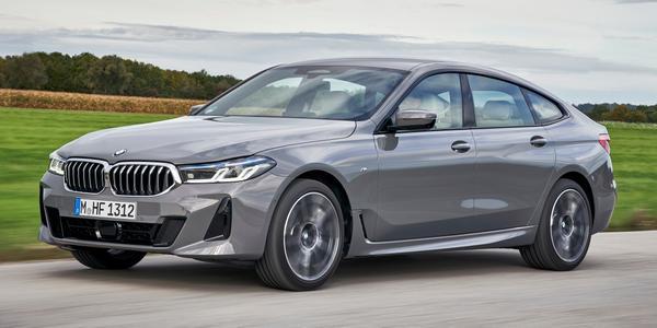 BMW 6 Serija Gran Turismo