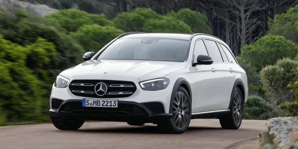 Mercedes-Benz E klasė All-Terrain