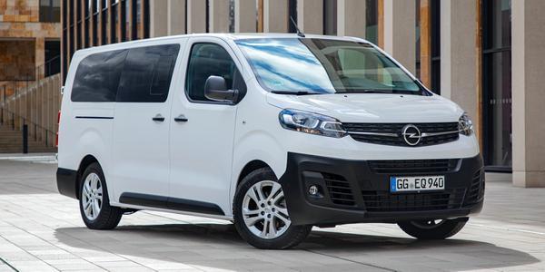 Opel Vivaroi M
