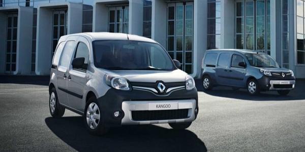 Renault Kangoo Express I