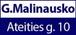 G. MALINAUSKO Įmonė