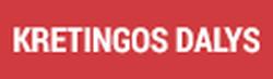KRETINGOS DALYS