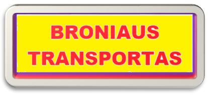 Broniaus Transportas, UAB