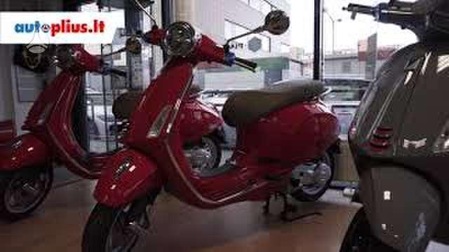 Kaip išsirinkti motorolerį?
