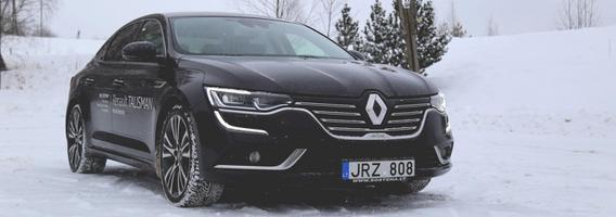 """""""Renault Talisman"""" – kai funkcija žengia greta stiliaus ir mados"""