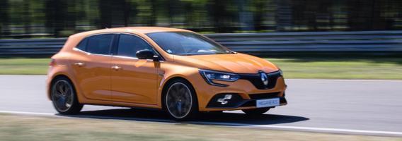 """Renault Megane RS"": sprogimai, adrenalinas, technologijos ir kompromisai"