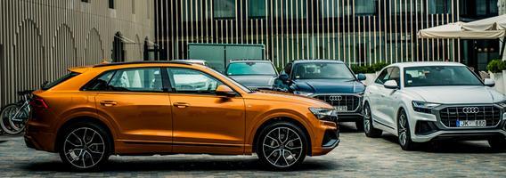 """""""Audi Q8"""" pakeitė žaidimo taisykles sportiškų visureigių segmente"""