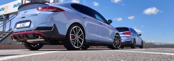 """""""Hyundai i30N Fastback"""" – pusiaukelė tarp karšto hečbeko ir dailaus kupė"""