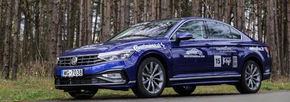 """Volkswagen Passat"" – kai intuityvumas derinamas su elegancija"