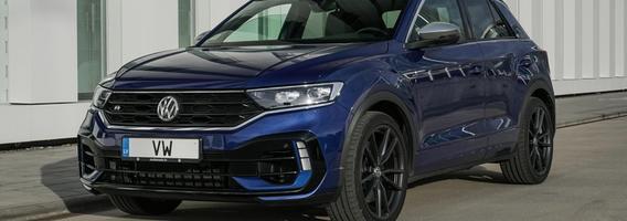 """Volkswagen T-Roc R"": miesto visureigis pagal trilerio siužetą"