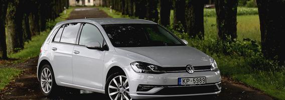 """Atnaujintas """"Volkswagen Golf"""" – produktas, kurio nori ir vairuotojai, ir gamintojai"""