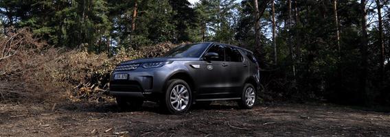 """""""Land Rover Discovery"""" – komfortiškas būdas pažinti pasaulį"""